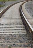 Treno Track-4 fotografie stock
