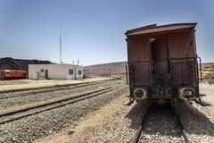 Treno Tunisia Fotografie Stock Libere da Diritti