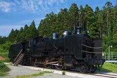 Treno a vapore Fotografia Stock Libera da Diritti