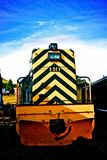 Treno vecchio Immagine Stock Libera da Diritti
