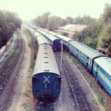 trens Foto de Stock