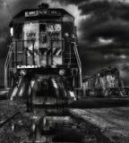trens Imagens de Stock