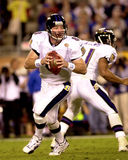 Trent Dilfer. Of the Baltimore Ravens in game action from Super Bowl XXXV. The Baltimore Ravens went on to defeat the New York Giants by a score of  on 01/28/ Stock Photo
