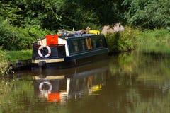 Trent en het Kanaal van Mersey Royalty-vrije Stock Foto's