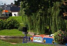 Trent en het Kanaal van Mersey Stock Afbeelding