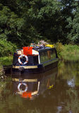 trent kanałowy Mersey Fotografia Stock