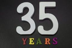 Trentacinque anni Immagini Stock