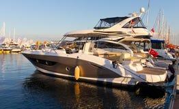 trentaduesima Costantinopoli internazionale Boatshow Immagini Stock Libere da Diritti