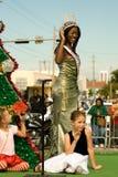 trentaquattresimi Parata annuale di giorno di ringraziamento di WinterNational Fotografia Stock