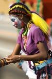 trentaquattresimi Parata annuale di giorno di ringraziamento di WinterNational Fotografia Stock Libera da Diritti