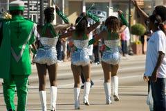 trentaquattresimi Parata annuale di giorno di ringraziamento di WinterNational Fotografie Stock