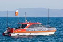 trentaquattresimi Serie di mondo della tazza dell'America 2012 a Napoli Fotografie Stock Libere da Diritti
