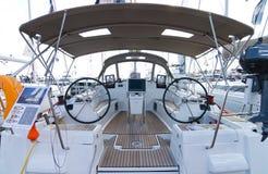 trente-deuxième Istanbul international Boatshow Photographie stock