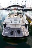 trente-deuxième Istanbul international Boatshow Images libres de droits