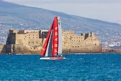 trente-quatrième Série 2012 du monde de la cuvette de l'Amérique à Naples Photographie stock