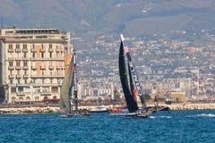 trente-quatrième Série 2012 du monde de la cuvette de l'Amérique à Naples Photos stock