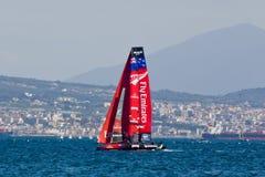 trente-quatrième Série 2012 du monde de la cuvette de l'Amérique à Naples Photo stock