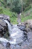 Trentham Falls in Victoria, Australia Stock Image