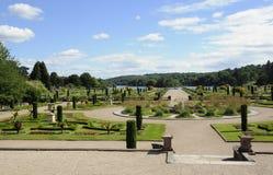 Trentham Italian Gardens Royalty Free Stock Image