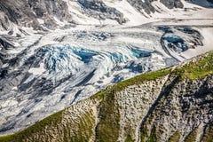 Trentino Alto Adige, Italian Alps - The Ortles glacier Royalty Free Stock Photo