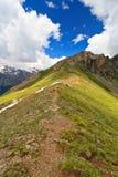 Trentino - Cercen pass Royalty Free Stock Photography