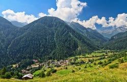 Trentino - Pejo valley, Italy Royalty Free Stock Images