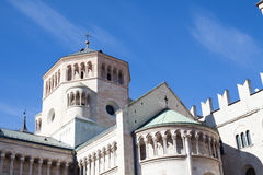 Trento Cathedral Stock Photo