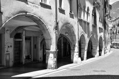 Trento Italia Foto de archivo libre de regalías