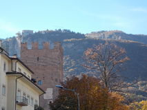 Trento Italien Arkivfoton