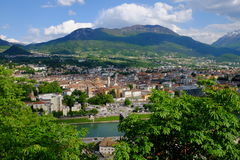 Trento stock image