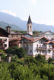 Trento province, Italy Stock Images