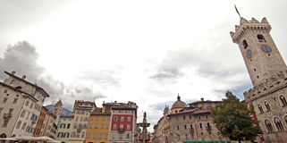 Trento, Trentino, Italy Stock Images