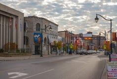 Trenton, Ontario fotografie stock