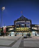 Trenton's Waterfront Park (Stadium) Royalty Free Stock Photo