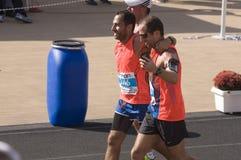 trentunesima maratona classica di Atene fotografie stock