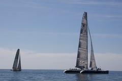 trenuję oceanu setkarzów target546_1_ Fotografia Royalty Free