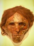 Сохраненная голова с отверстием Trepanning Стоковые Фотографии RF