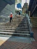 Treppe lizenzfreies stockfoto