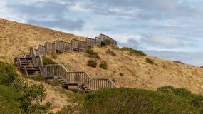Treppe in den Himmel Lizenzfreies Stockfoto