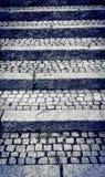 Treppe des Steins Lizenzfreies Stockfoto