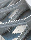 Treppe, die aufwärts führt Lizenzfreies Stockbild