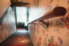 Treppe Dolly Houses Stockfotos