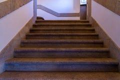 Treppe Entziehen Sie Jobstepps Treppen in der Stadt Granittreppe Steintreppenhaus häufig gesehen auf Monumenten und Marksteinen,  lizenzfreie stockfotos