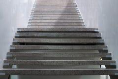 Treppe Entziehen Sie Jobstepps Treppen in der Stadt Granittreppe Steintreppenhaus häufig gesehen auf Monumenten und Marksteinen lizenzfreie stockbilder
