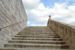 Treppe im Himmel Lizenzfreie Stockbilder