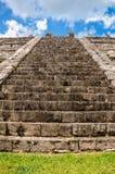 Treppe in Mexiko Lizenzfreie Stockbilder