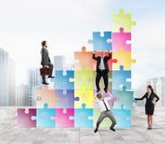 Treppe zum Erfolg Lizenzfreies Stockfoto