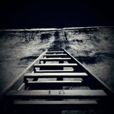 Treppe zum Himmel Lizenzfreie Stockfotos
