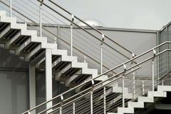 Treppe zum Himmel Stockfotografie