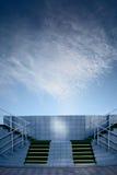 Treppe zum Himmel stockfoto